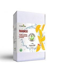 Forlive Mango Bio frutti a fette crioessicati freschi