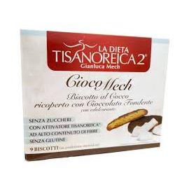 DIETA TISANOREICA Ciocomech Biscotti al cocco