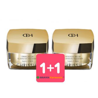 Chrissie Box Crema + Maschera Oro