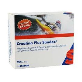 CREATINA PLUS SANDOZ 20buste