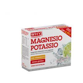 Why Sport Magnesio Potassio 10 Buste