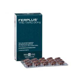 Ferplus Tre-Tard 30mg 30 compresse Bios Line