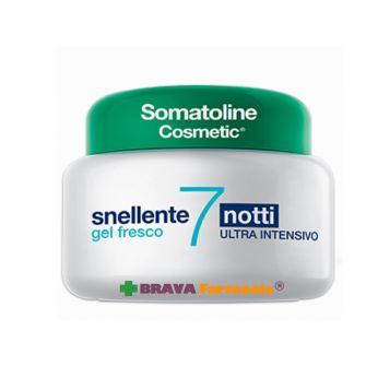 Somatoline Snellente 7 Notti gel fresco 400ml