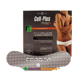 Cell plus Cellulite e Snellimento 8 Patch