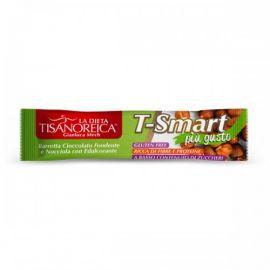 Tisanoreica T smart barretta cioccolato fondente e nocciole