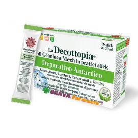 Decopocket Depurativo Antartico con Stevia