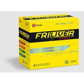 Friliver Sport Rebalance Salino con Vitamina C 24 Buste