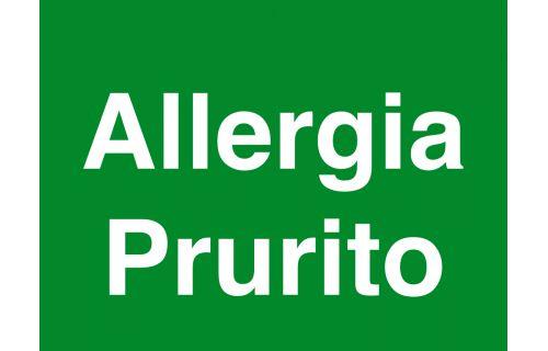 Allergia e prurito