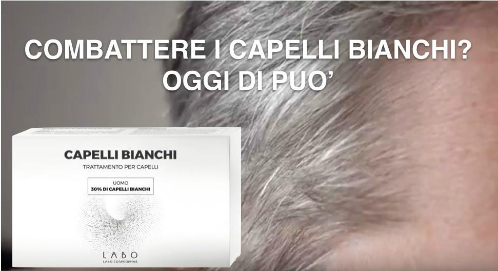 Labo Capelli Bianchi Brava Farmacia
