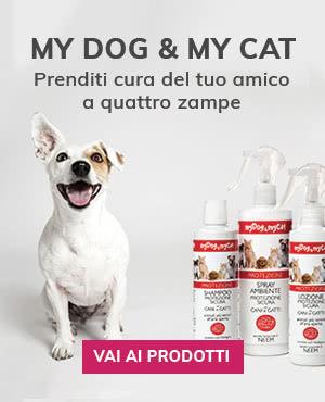 Prodotti per igiene di cani e gatti