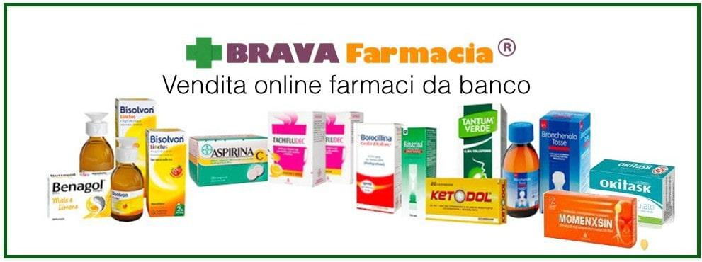 Vendita farmaci online - Brava Farmacia - farmacia on line