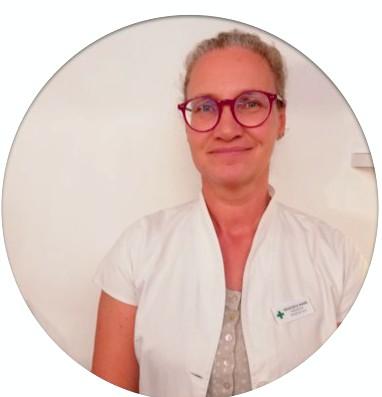 Francesca Marrè titolare di Farmacia Oberdan