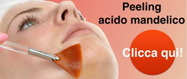 peeling acido mandelico offerta